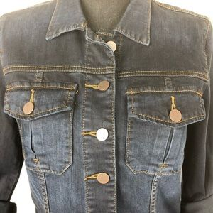 Anthropologie | Kut for the Kloth Jean Jacket